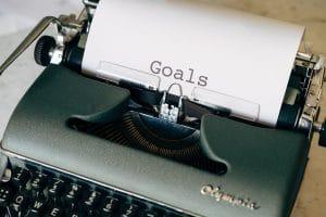define your goal